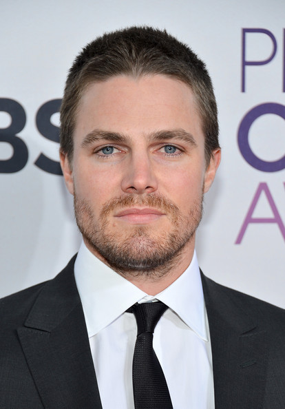 Actor Stephen Amell attends the 39th Annual People's Choice Awards at Nokia Theatre L.A. Live on January 9, 2013 in Los Angeles, California.