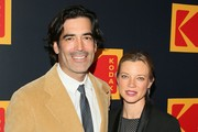 Carter Oosterhouse and Amy Smart attend the 3rd annual Kodak Awards at Hudson Loft on February 15, 2019 in Los Angeles, California.