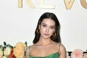 Amanda Steele attends the 3rd Annual #REVOLVEawards at Goya Studios on November 15, 2019 in Hollywood, California.