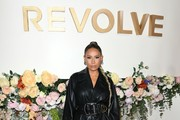 Desi Perkins attends the 3rd Annual #REVOLVEawards at Goya Studios on November 15, 2019 in Hollywood, California.