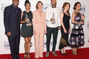 Ellen Pompeo and Jesse Williams Photos Photo