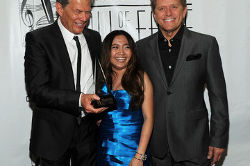 David Foster 41st Annual Songwriters Hall of Fame Ceremony - Audience and Backstage
