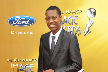 Tyler James Williams 41st NAACP Image Awards - Arrivals