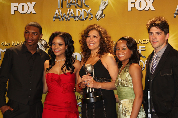 Kathleen McGhee-Anderson in 41st NAACP Image Awards ...