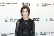Actress Debra Winger attends the 42nd Annual Kennedy Center Honors at Kennedy Center Hall of States on December 08, 2019 in Washington, DC.