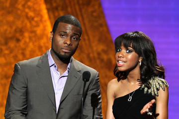 Kel Mitchell Teala Dunn 42nd NAACP Image Awards - Pre-Telecast
