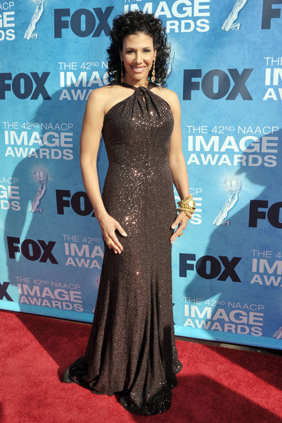 Actress Wendy Davis arrives at the 42nd NAACP Image Awards held at The Shrine Auditorium on March 4, 2011 in Los Angeles, California.