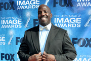 Actor Kevin Brown arrives at the 42nd NAACP Image Awards held at The Shrine Auditorium on March 4, 2011 in Los Angeles, California.