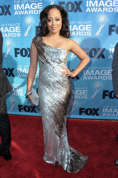 Actress Essence Atkins arrives at the 42nd NAACP Image Awards held at The Shrine Auditorium on March 4, 2011 in Los Angeles, California.