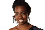 Actress Adepero Oduye poses for a portrait at the 43rd NAACP Image Awards held at The Shrine Auditorium on February 17, 2012 in Los Angeles, California.