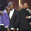 Wyclef Jean and Sidney Poitier Photos