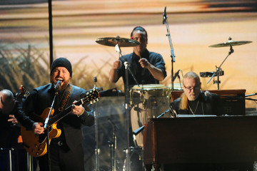 Greg Allman 45th Annual CMA Awards - Show
