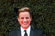 Christian LeBlanc attends the 45th annual Daytime Emmy Awards at Pasadena Civic Auditorium on April 29, 2018 in Pasadena, California.