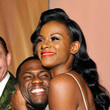 Kevin Hart Tika Sumpter Photos