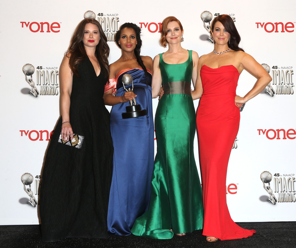 Bellamy Young in 45th NAACP Image Awards Presented By TV One - Press ...