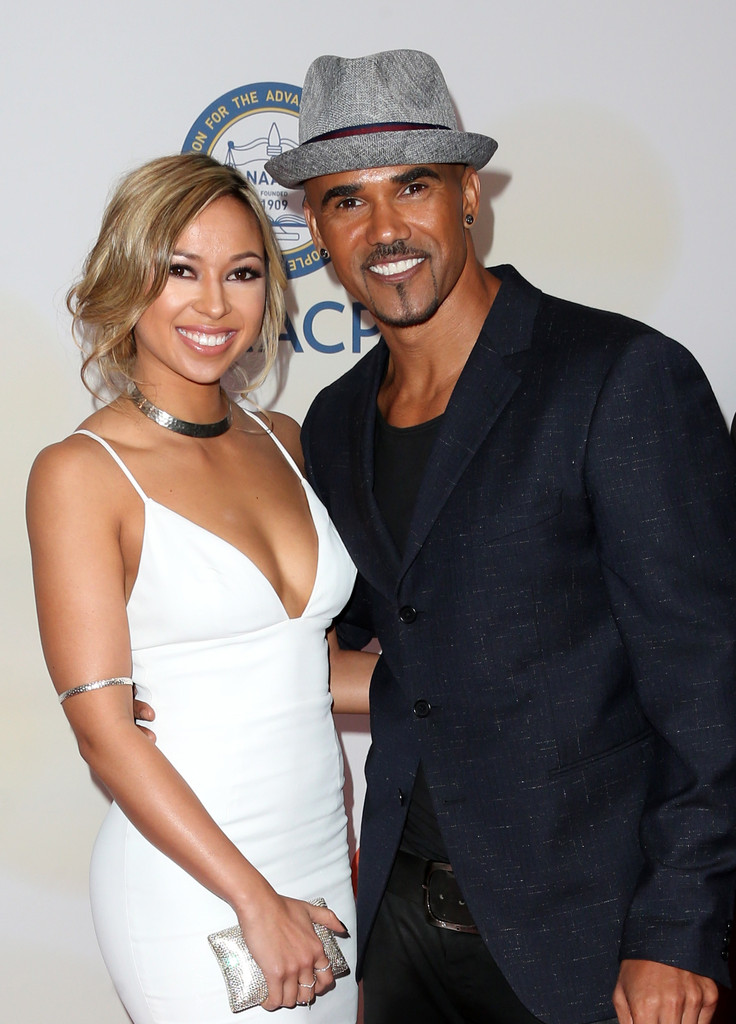 who is shemar moore currently dating