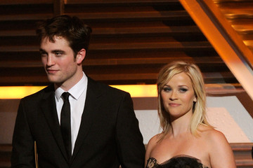 Reese Witherspoon Robert Pattinson 46th Annual Academy Of Country Music Awards - Show