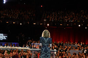 Julia Roberts speaks onstage during the 47th AFI Life Achievement Award honoring Denzel Washington at Dolby Theatre on June 06, 2019 in Hollywood, California. (Photo by Amy Sussman/Getty Images for WarnerMedia) 610507