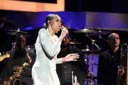 Jennifer Hudson performs onstage at the 47th AFI Life Achievement Award honoring Denzel Washington at Dolby Theatre on June 06, 2019 in Hollywood, California. (Photo by Erik Voake/Getty Images for WarnerMedia) 610530