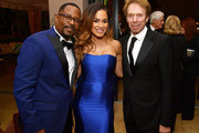 Jerry Bruckheimer and Martin Lawrence Photos Photo