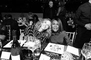 Image has been shot in black and white. Color version not available.) (L-R) Julia Roberts and Cicely Tyson attend the 47th AFI Life Achievement Award honoring Denzel Washington at Dolby Theatre on June 06, 2019 in Hollywood, California. (Photo by Charley Gallay/Getty Images for WarnerMedia) 610288