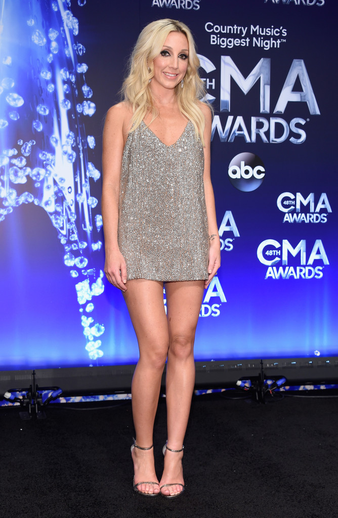 Ashley Monroe In 48th Annual Cma Awards Press Room Zimbio