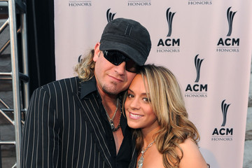 Brooke Burrows 4th Annual ACM Honors - Red Carpet