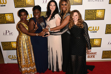 Kudos to Crazy Eyes! 'Orange Is the New Black' Nabs Three Critics' Choice Awards