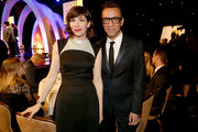 Actors Carrie Brownstein (L) and Fred Armisen attend the 4th Annual Critics' Choice Television Awards at The Beverly Hilton Hotel on June 19, 2014 in Beverly Hills, California.