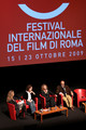 "(L-R) Director Stefania Sandrelli with actors Amanda Sandrelli and Alessandro Haber during the ""Christine, Cristina"" Photocall during day 5 of the 4th Rome International Film Festival held at the Auditorium Parco della Musica on October 19, 2009 in Rome, Italy."