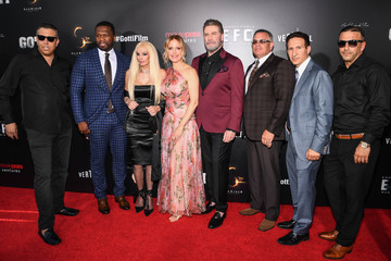 50 Cent NY Premiere Of 'Gotti' Starring John Travolta, In Theaters June 15,2018