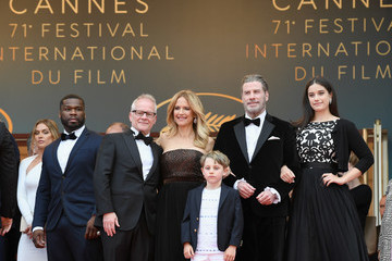 50 Cent 'Solo: A Star Wars Story' Red Carpet Arrivals - The 71st Annual Cannes Film Festival
