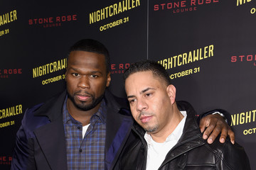 50 Cent 'Nightcralwer' Premieres in NYC