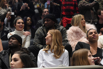 50 Cent Kanye West Yeezy Season 3 - Front Row