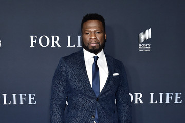"""50 Cent ABC's """"For Life"""" New York Premiere"""