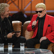 Thomas Gottschalk and Heino Photos