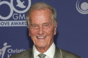 Pat Boone attends the 50th Annual GMA Dove Awards on October 15, 2019 in Nashville, Tennessee.