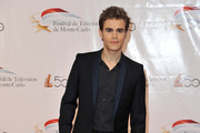 Paul Wesley arrives to attend the opening night of the 2010 Monte Carlo Television Festival held at Grimaldi Forum on June 6, 2010 in Monte-Carlo, Monaco.