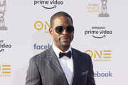 Sterling K. Brown attends the 50th NAACP Image Awards at Dolby Theatre on March 30, 2019 in Hollywood, California.