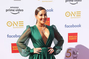 Adrienne Bailon attends the 50th NAACP Image Awards at Dolby Theatre on March 30, 2019 in Hollywood, California.
