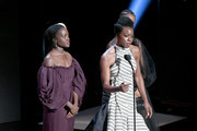 Danai Gurira Lupita Nyong'o Photos Photo