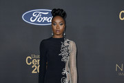 Kiki Layne attends the 51st NAACP Image Awards, Presented by BET, at Pasadena Civic Auditorium on February 22, 2020 in Pasadena, California.