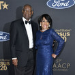 Maxine Waters and Sid Williams Photos
