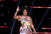Lizzo accepts Entertainer of the Year onstage during the 51st NAACP Image Awards, Presented by BET, at Pasadena Civic Auditorium on February 22, 2020 in Pasadena, California.