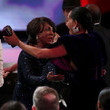 Maxine Waters and Tracee Ellis Ross Photos