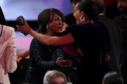 Maxine Waters and Tracee Ellis Ross Photos Photo