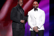 Dave Bautista and Winston Duke Photos Photo