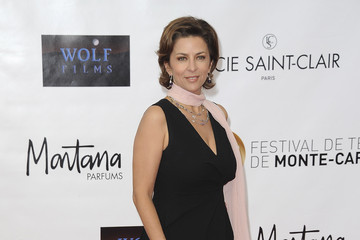 Corinne Touzet 52nd Monte Carlo TV Festival - Opening Ceremony