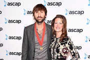Musician Dave Haywood of Lady Antebellum and Kelli Cashiola attend the 53rd annual ASCAP Country Music awards at the Omni Hotel on November 2, 2015 in Nashville, Tennessee.