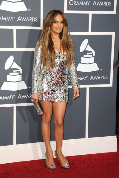 Actress Jennifer Lopez arrives at The 53rd Annual GRAMMY Awards held at Staples Center on February 13, 2011 in Los Angeles, California.